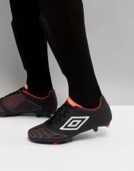 UmbroAccuro Stud Football Boots - Black