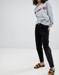 Uncivilised Core Mom Jeans - Black
