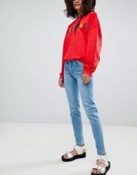Uncivilised Core Skinny Jeans - Blue
