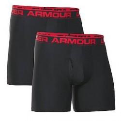 Under Armour 2-pak Men Original Series Boxerjock - Black * Kampagne *