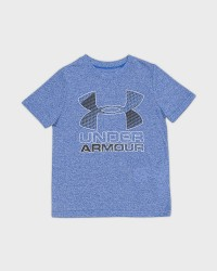 Under Armour Big Logo Hybrid T-shirt