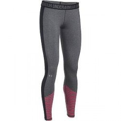 Under Armour Favourite Graphic Leggings - Grey - Small * Kampagne *