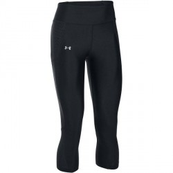 Under Armour Fly By Printed Capri - Black * Kampagne *