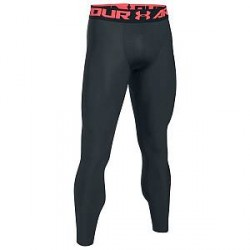 Under Armour HeatGear Compression Leggings - Grey - Small * Kampagne *