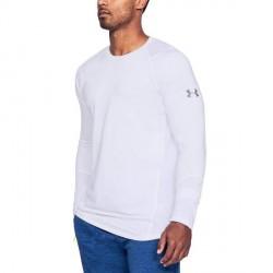 Under Armour HeatGear Raid 2.0 LS Shirt - White * Kampagne *