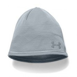 Under Armour Men NoBreaks Microthread Beanie - Grey - One Size * Kampagne *