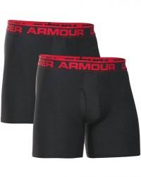 Under Armour (UA) 2-Pak Under Armour HeatGear Performance Boxerjock Boxer Briefs 1282508 001