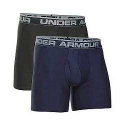Under Armour (UA) 2-Pak Under Armour HeatGear Performance Boxerjock Boxer Briefs 1282508 412