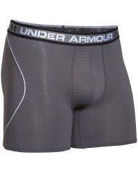 Under Armour (UA) Under Armour Grafitgrå ISO Chill BoxerJock 1277276-040