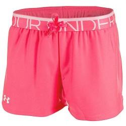 Under Armour (UA) Under Armour Pink Play Up Shorts til Kvinder 1237189 683