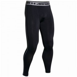 Under Armour (UA) Under Armour Sorte HeatGear Armour Kompressions-tights 1257474-001