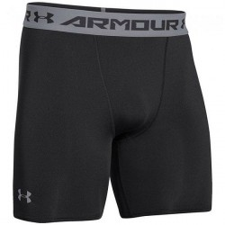 Under Armour (UA) Under Armour Sorte HeatGear Armour Kompressionsshorts – Mid 1257470 001