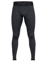 Under Armour (UA) Under Armour Til Ham Sorte ColdGear Kompressions-leggings 1320812 001