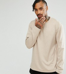 Underated Long Sleeve Top - Stone