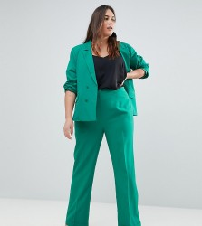 Unique 21 Hero Plus Relaxed Trousers Co-Ord - Green