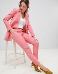 Unique 21 Slim Leg Trousers Co-Ord - Pink
