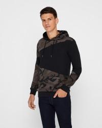 Urban Classics Camo sweatshirt