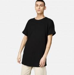 Urban Classics T-shirt - Long Shaped Turnup