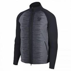 U.S. Tech Knit-jakke (mænd) - Blå