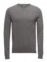V Neck Sweater L/S