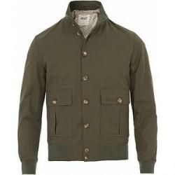 Valstar Cotton Harrington Jacket Basil