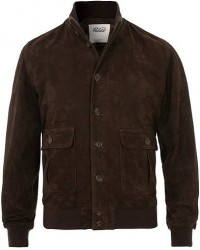 Valstar Valstarino Suede Jacket Dark Brown men 54