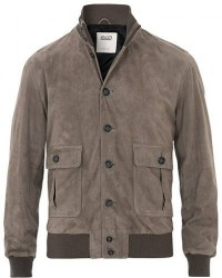 Valstar Valstarino Suede Jacket Grey men 48