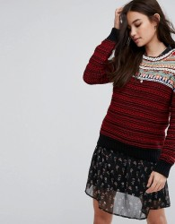 Vanessa Bruno Athe Helka Knit Jumper - Multi
