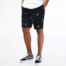 Vans Shorts - Dewitt Monogram