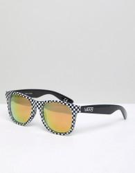 Vans Spicoli 4 Sunglasses In Black V00LC0PIT - Black