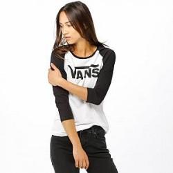 Vans T-Shirt - Authentic V Raglan