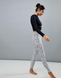 Varley Abstract Petal Biona Leggings - Multi