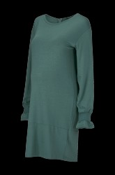 Ventekjole Dress Sweat Green