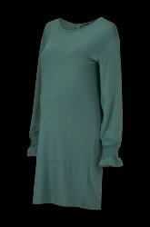 Ventekjole Dress Sweat Green