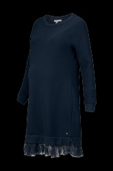 Ventekjole Dress Sweat ls