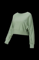 Ventesweater ls Cropped