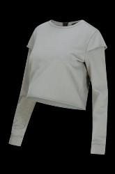 Ventesweatshirt Sweat ls Cropped