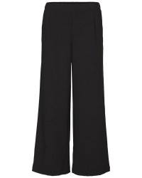 "Vero Moda Coco hw stella wide pants (SORT, 32"", L)"