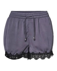 Vero Moda Cooly lace shorts (Navy, L)