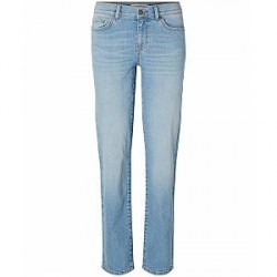 "Vero Moda Fifteen NW Straight Jeans (LYSEBLÅ, 32"", 28)"