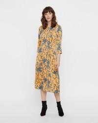 Vero Moda Olivia 3/4 Calf kjole