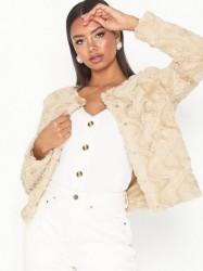 Vero Moda Vmcurl Short Faux Fur Jacket Col Faux fur