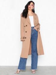 Vero Moda Vmdonna Export Long Jacket Boos Ki Trenchcoats
