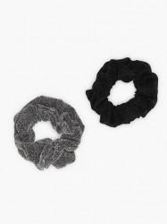 Vero Moda Vmglitter Scrunchie 2-Pack Håraccessories