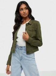Vero Moda Vmhot Soya Ls Jacket Color Denimjakker