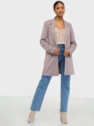 Vero Moda Vmjaney L/S Long Blazer Color Blazere