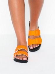 Vero Moda Vmluna Leather Sandal Tøfler