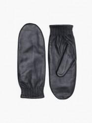Vero Moda Vmmarie Leather Mittens Vanter & handsker