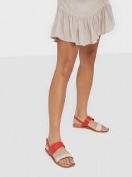 Vero Moda Vmsillo Leather Sandal Sandaler