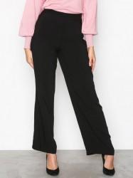 Vero Moda Vmsimply Easy Visc Hw Wide Pant Bukser Sort